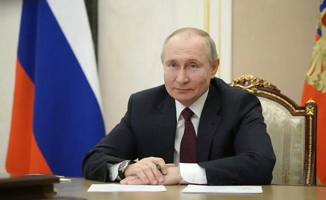 Рядом с резиденцией Путина строят гостевой комплекс на 50 млрд