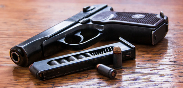 Дешевые пистолеты для Смелянского: «Укрпочта» закупает более 1,4 тыс. единиц оружия под патрон Макаров