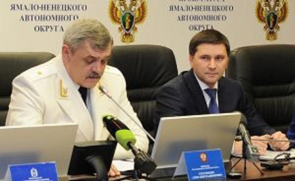 Разворованный Ямал: губернатор придумал схему вывода бюджетных денег