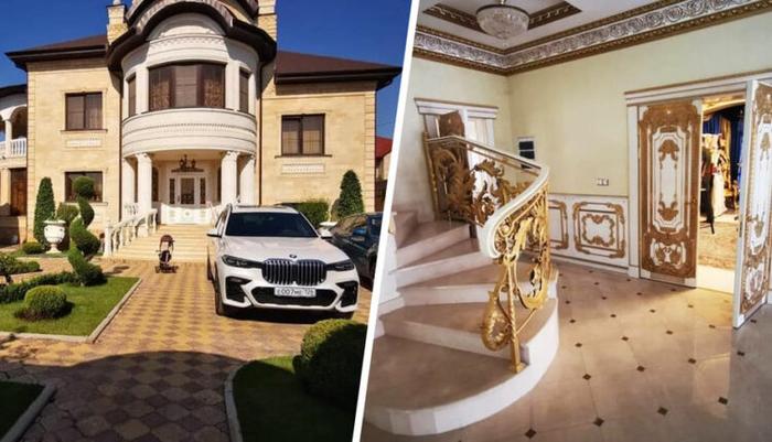 Дворец главы ставропольского ГИБДД оказался записан на местную предпринимательницу