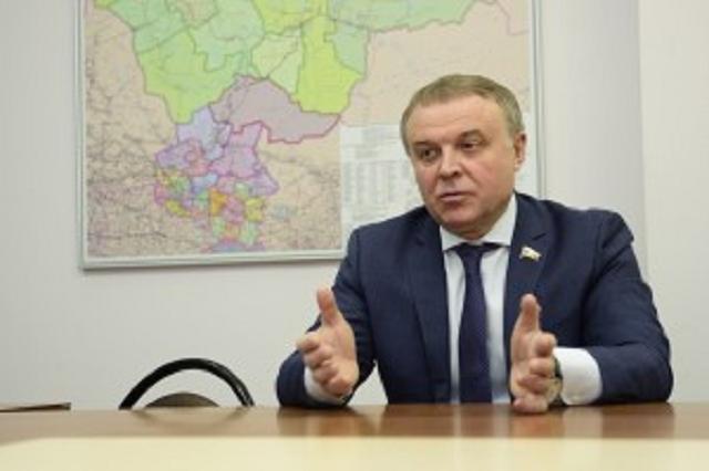 Таможня дала добро депутату Госдумы