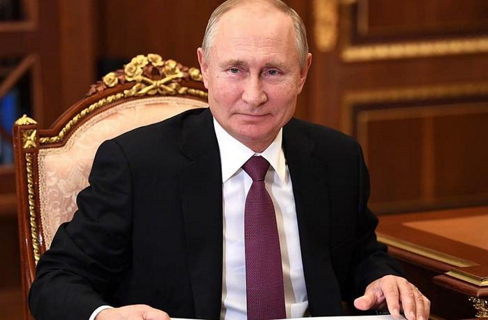 Путин прислал мальчику из Австрии своё фото и книги после просьбы «не терять веру в Европу»
