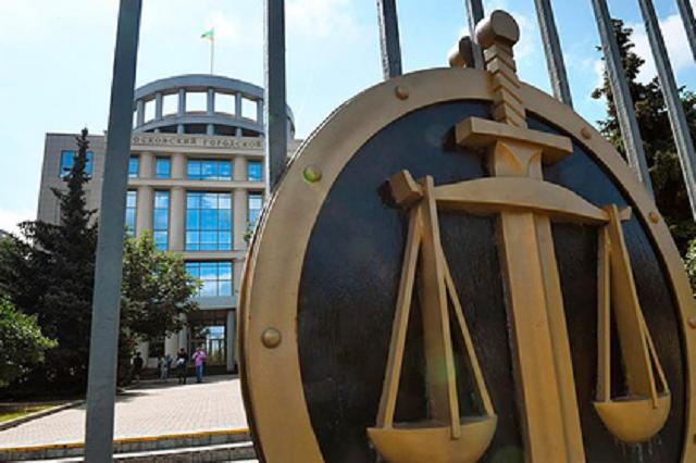 Приговоривший экс-полицейских по делу Голунова судья подал в отставку