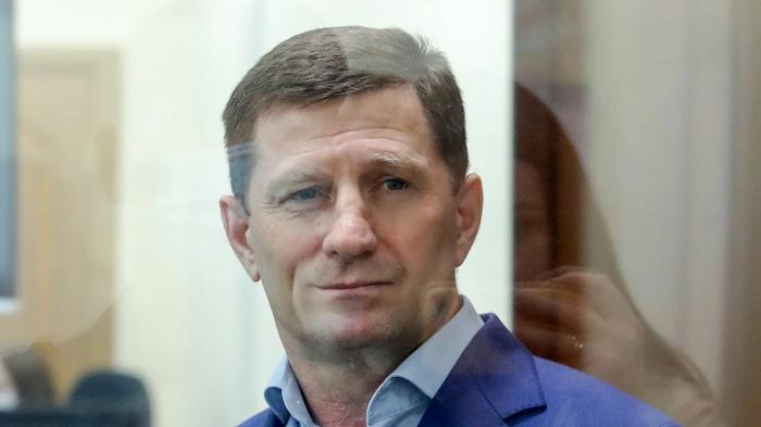 Бывшему губернатору Хабаровского края Сергею Фургалу готовятся предъявить новые обвинения