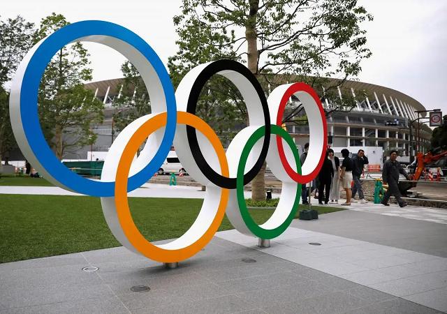 На сайте Олимпийских игр-2020 Крым «отделили» от Украины