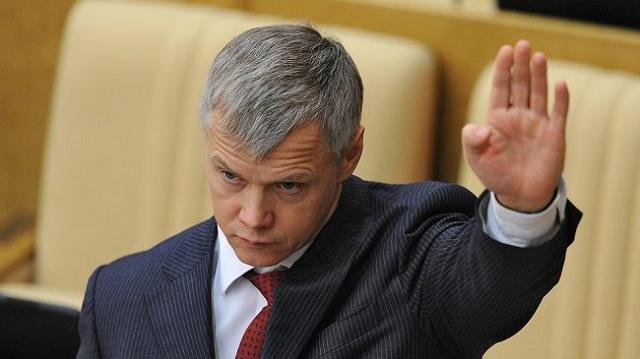 Депутат Госдумы Валерий Гартунг зачищает соцсети от негатива