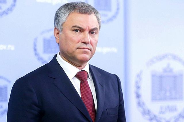 ФБК: за год Володин потратил 75 млн рублей на полеты в Саратов на дальнемагистральном самолете управделами президента