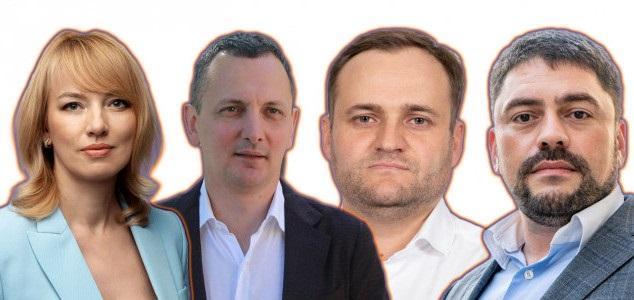 Столичный квартет: офис Зеленского активно ищет замену Кличко