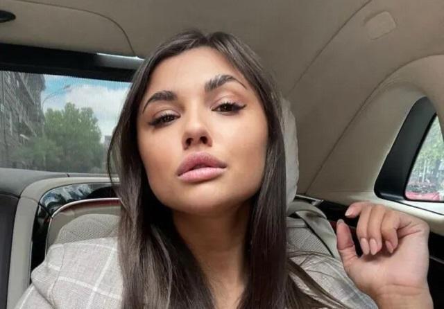 Анастасия Сенченко – эскорт от 70 тысяч рублей