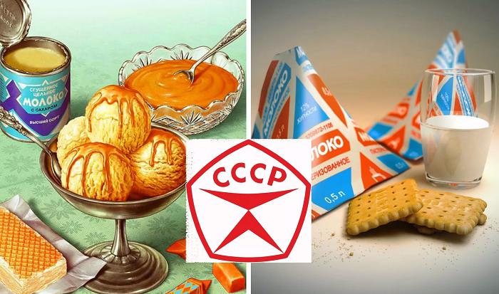 5 самых популярных продуктов в СССР