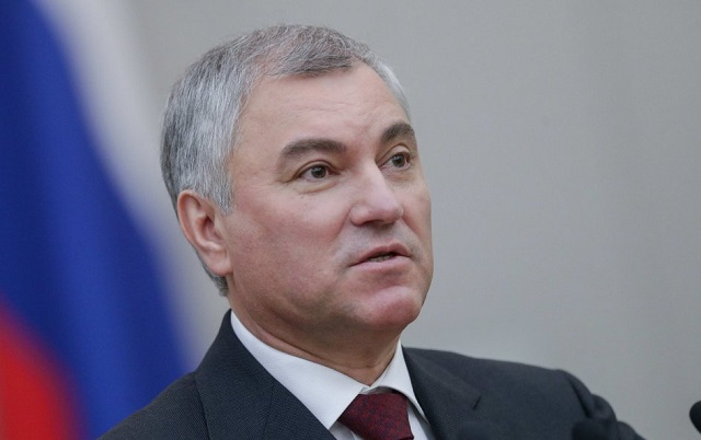 Фирмы матери Вячеслава Володина за год потеряли почти 900 млн рублей