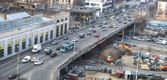 Реконструкция скандального Шулявского моста в Киеве подорожала на 1 млрд