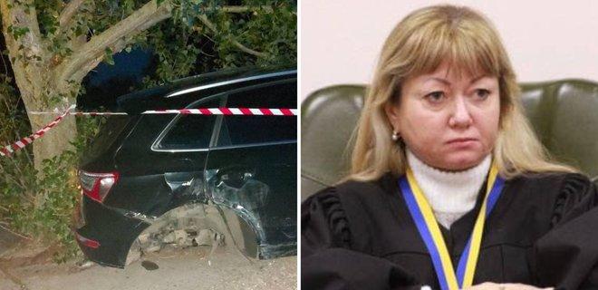 Судья Колегаева, устроившая пьяное ДТП в Киеве, оказывается, знает в них толк