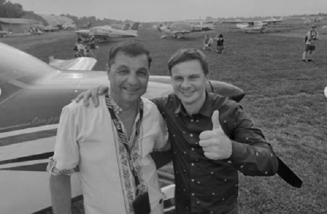 «Он был другом»: телеведущий Дмитрий Комаров откликнулся на гибель в авиакатастрофе Игоря Табанюка