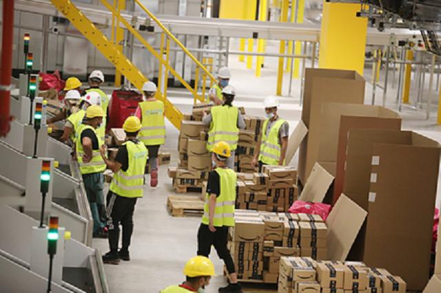 Amazon получил рекордный штраф в Европе