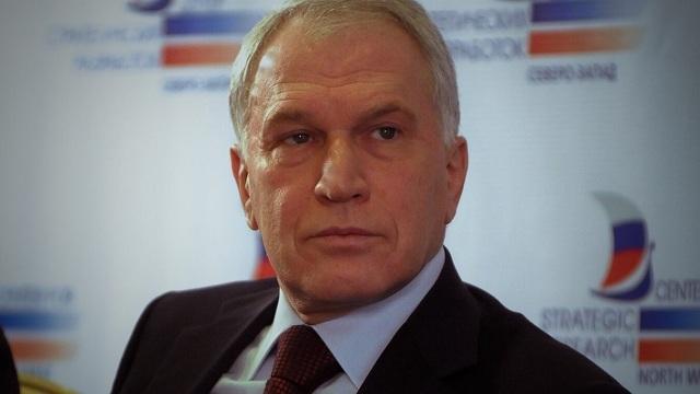 Юрий Ковальчук стал орденоносцем