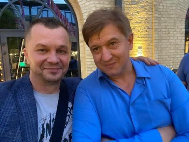 Милованов прокомментировал драку с Данилюком и назвал экс-секретаря СНБО гопником