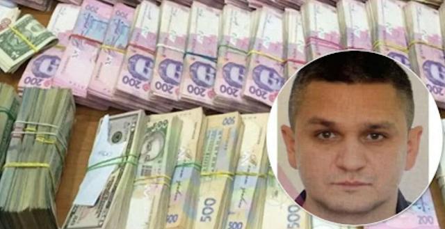 Обнальщик Василий Костюк - второе имя коррупции в Украине?