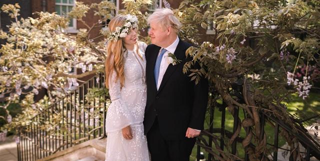 Семья премьер-министра Британии Бориса Джонсона ждет пополнение
