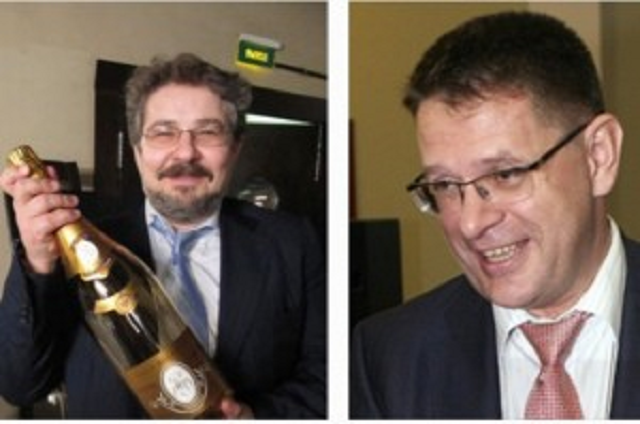 Как беглые соратники Чубайса Дмитрий Журба и Андрей Малышев продолжают зарабатывать в России
