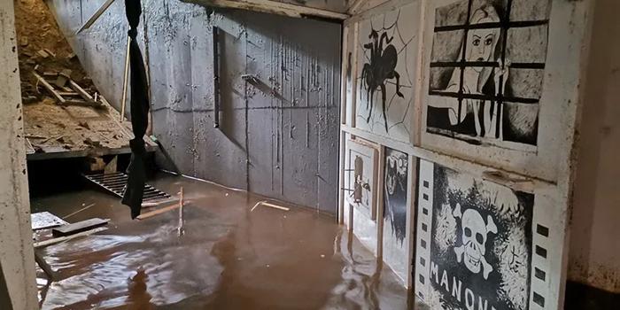 В Ленобласти снесли дом с частной подземной тюрьмой