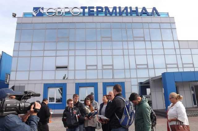 Одесский Евротерминал - спонсоры террористов «ЛДНР»: почему не под санкциями СНБО?