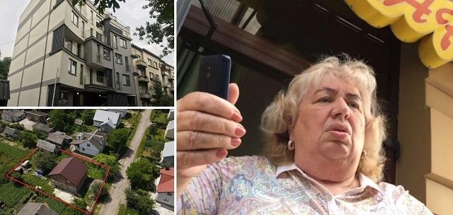 Мать беглого нардепа ОПЗЖ Козака стала владелицей недвижимости на $1 миллион