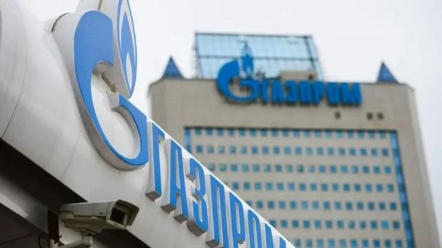 """""""Газпром"""" остановил закачку газа в подземные хранилища Европы"""