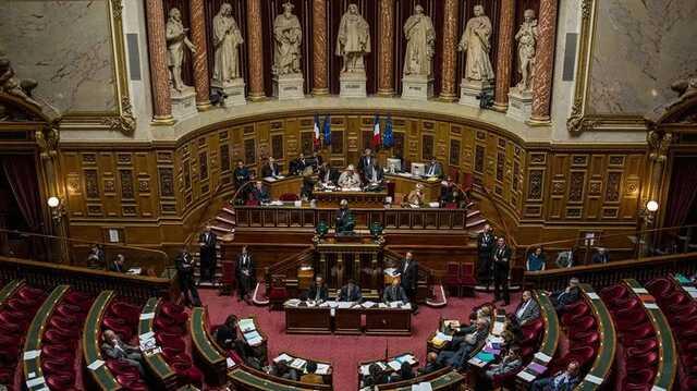 Французский сенатор послала запрос о деле против Медведчука и закрытии оппозиционных телеканалов