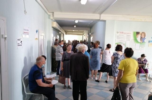 На Урале больница собирает пожертвования на подгузники и ПЦР-тесты для детей