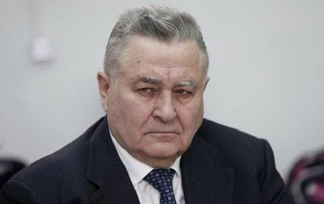 Умер Марчук
