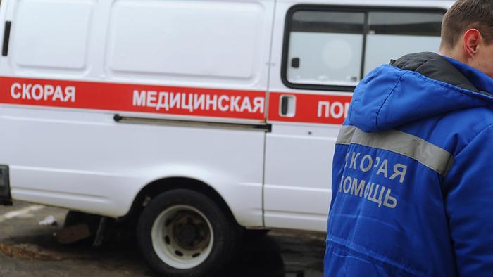 В Москве отец выкинул ребенка с пятого этажа
