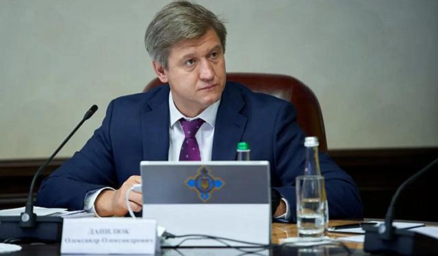 Данилюк через суд требует остановить конкурс на должность директора Бюро экономической безопасности
