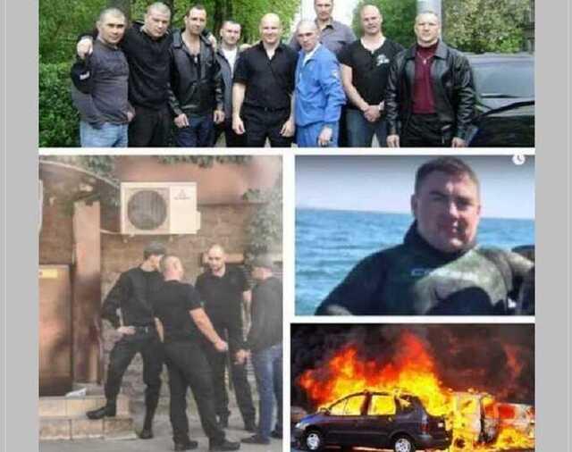 Банда одесского Евротерминала засветилась в серии заказных убийств