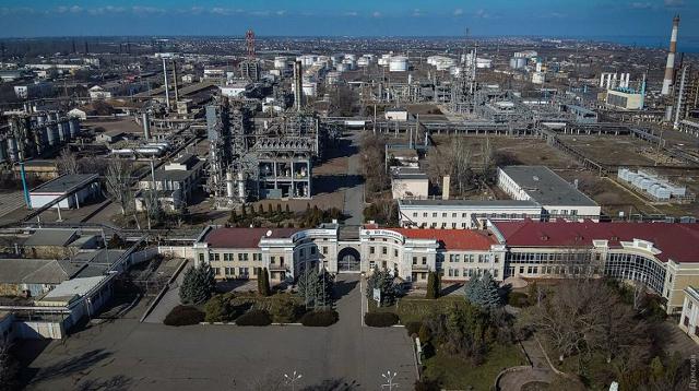 Одесский НПЗ попал под прокурорский распил.Часть1 — 350млн. долларов в трубу