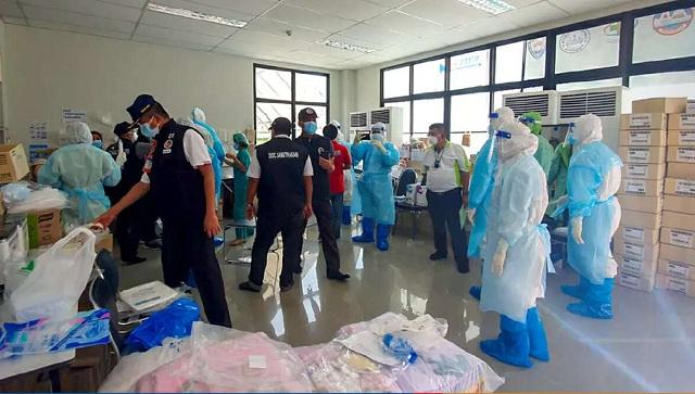 В Таиланде пациенты с COVID-19 устроили оргию в госпитале