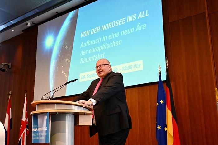 Министра экономики Германии госпитализировали с заседания бундестага