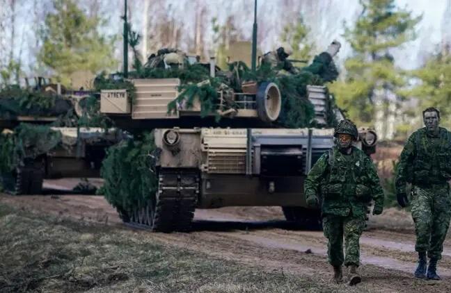 Во время учений Namejs 2021 в Латвии пострадали трое военных НАТО