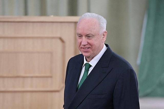 Бастрыкин поручил проверить задержание россиянина в Праге по ордеру Украины