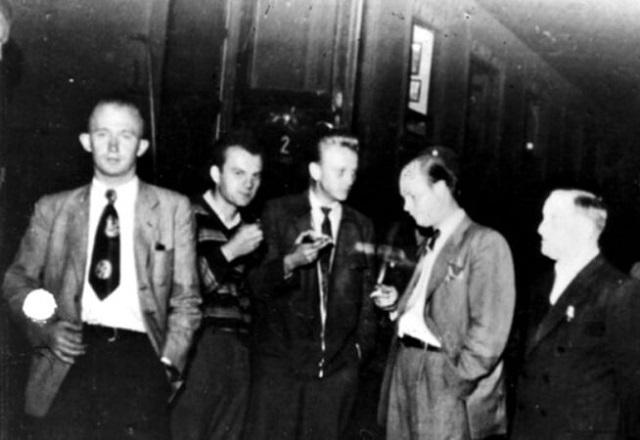 Прочь из тисков коммунистического «рая»: история угона чехословацкого пассажирского поезда в ФРГ в 1951 году