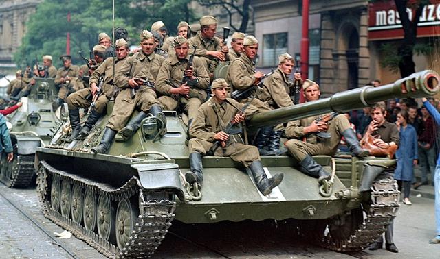 Воспоминания о вторжении СССР в Чехословакию: «Власти хорошо понимали, что совершили нечто позорное»