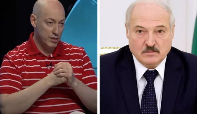 """Гордон о Лукашенко: мне кажется, что у него плохо со здоровьем, возможно, не без воздействия """"друзей"""""""