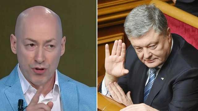 Гордон рассказал, почему Порошенко «похож на агента КГБ»