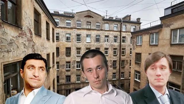 """Воробьев """"пикирует"""" на Питер"""