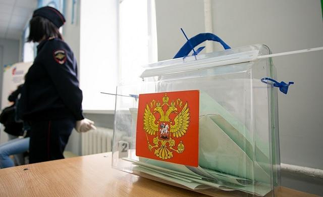 Депутат Михаил Романов проголосовал на выборах