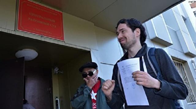 Для экс-главы штаба Навального в Хабаровске запросили 2 года колонии
