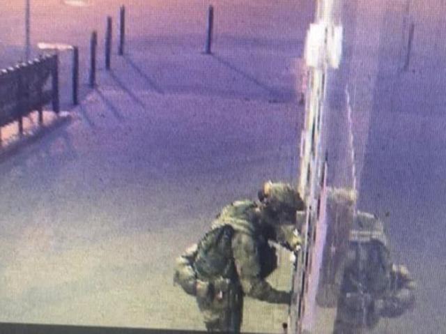 Напавший на воронежский отдел полиции мужчина заминировал свой дом