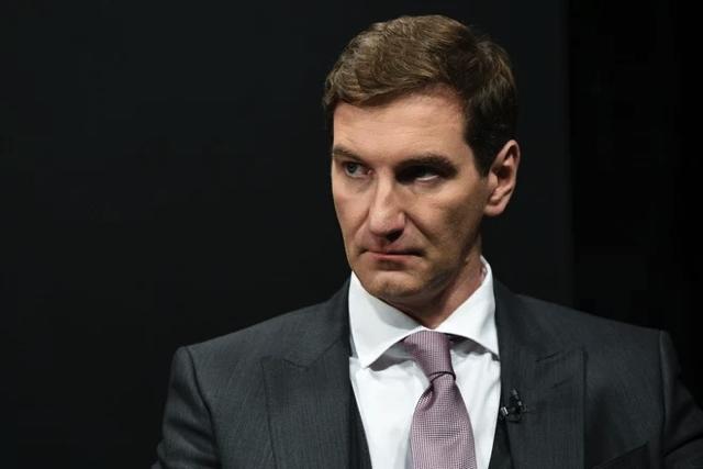 Facebook заблокировал аккаунт журналиста Красовского