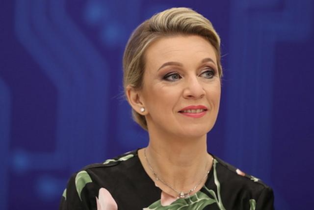 Захарова назвала гарантии работы американских компаний в России