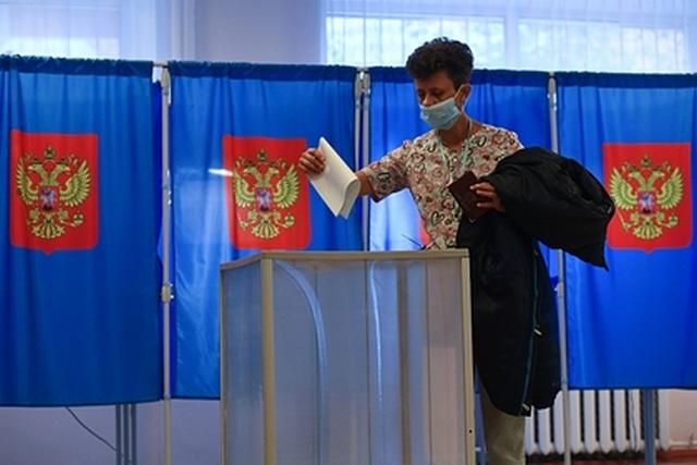 Явка на выборах в Госдуму превысила 25 процентов